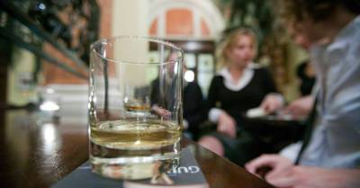 Eurostat: лишь 1% латвийцев употребляет алкоголь ежедневно