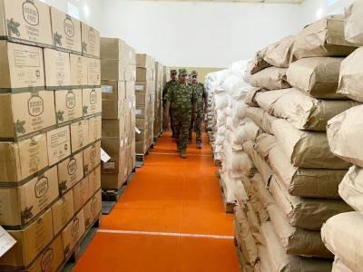Проверена готовность новых складов на освобожденных территориях Азербайджана к зимнему периоду (ФОТО/ВИДЕО)