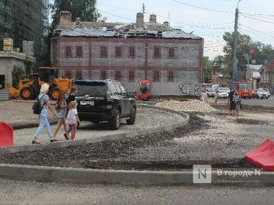 Схема движения изменится на площади Сенной в Нижнем Новгороде