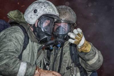 На улице Соколовского в Смоленске произошел пожар в квартире