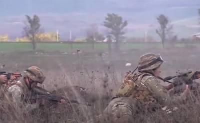 На границе Армении и Азербайджана опять произошла перестрелка