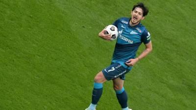 Дубль Азмуна помог «Зениту» обыграть «Краснодар» в третьем туре РПЛ