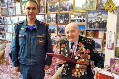 В Смоленской области отмечает свой 100-летний юбилей Иван Васильевич Соколов