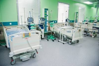 В Волгоградской области от коронавируса скончались 16 пациентов
