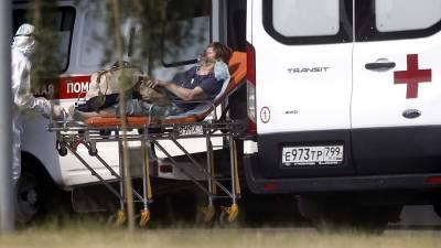 В России за сутки выявили более 22,8 тыс. новых случаев коронавируса
