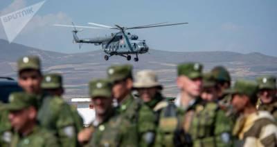 В Южном военном округе России пройдут масштабные учения