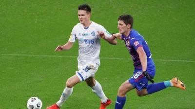 Боевая победа «Динамо» над ЦСКА 2:1