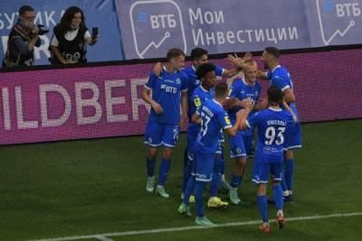 «Динамо» обыграло ЦСКА в московском дерби