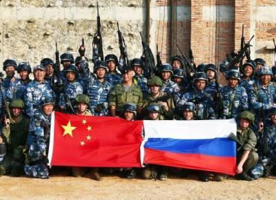 В Китае стартовали совместные учения Вооруженных сил России и Китая