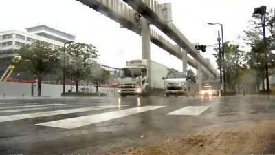 """Новости на """"России 24"""". На Японию обрушился тайфун """"Лупит"""": объявлена эвакуация"""