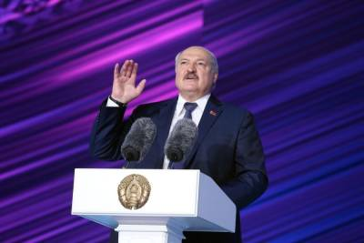 Лукашенко: Белоруссия отказалась от интеграции с Россией по инициативе Путина
