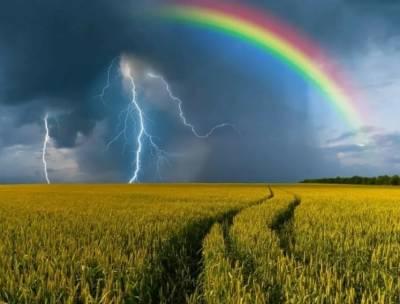 В Смоленской области вновь прогнозируют жару и грозы