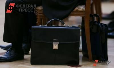 В Архангельске экс-директора имущественного департамента обвинили в получении взятки