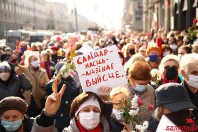 В ОБСЕ призвали власти Беларуси прекратить массовые репрессии