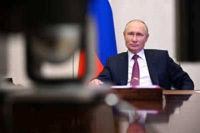 Путин: Россия многое делает для сохранения морской безопасности