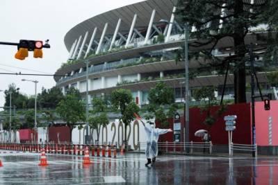 На Японию обрушился мощный тайфун: эвакуируют сотни тысяч человек