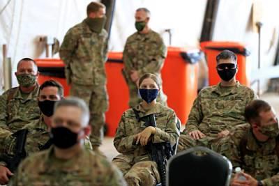 Американских военных обяжут прививаться от коронавируса