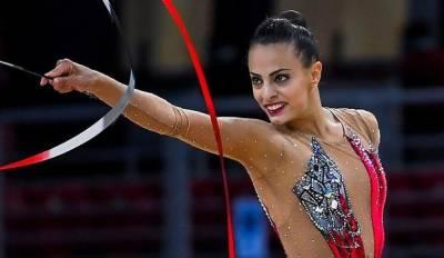 """Гимнастка Ашрам – о том, за счёт чего обошла Аверину: """"Я понимала, что у меня высокий уровень сложности в упражнения"""""""
