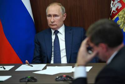 Путин призвал дождаться созревания ситуации в Афганистане