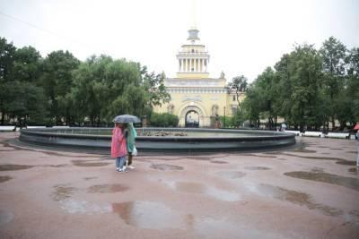 Август 2021 года в Петербурге стал самым холодным за 9 лет