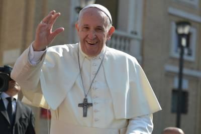 Папа Римский процитировал Путина в речи о войне в Афганистане