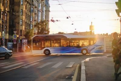К 2024 году в Петербурге появится уникальный парк электробусов