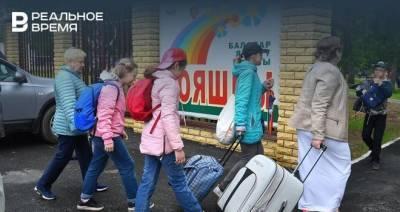 В оздоровительных лагерях Казани летом отдохнули почти 30 тыс. детей