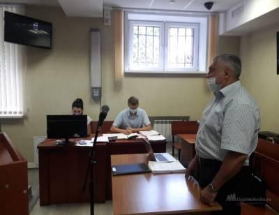 Дело бывшего начальника УФСИН по Липецкой области рассматривается иным составом суда