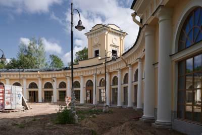 В Петербурге в 2024 году завершат реставрацию усадьбы «Уткина дача»