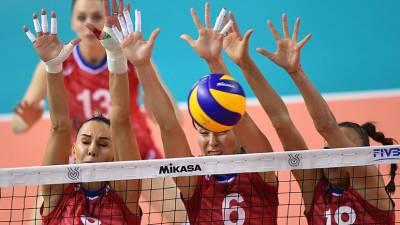 Непреодолимый барьер: женская сборная России по волейболу уступила Италии в четвертьфинале ЧЕ-2021