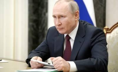 Путин заявил, что действия США в Афганистане имели нулевой результат