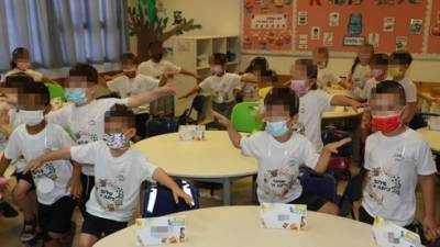 Минздрав: почти 40% новых больных коронавирусом в Израиле - дети в возрасте до 11 лет