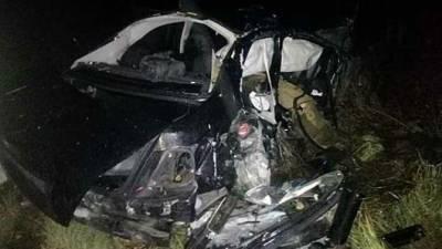 В Башкирии в ночном ДТП погиб человек