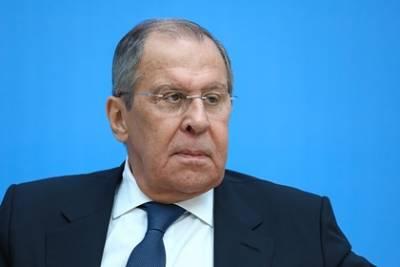 Лавров назвал сроки одобрения интеграционных документов России и Белоруссии
