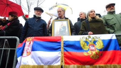 Петербург и Белград утвердили план сотрудничества до 2024 года