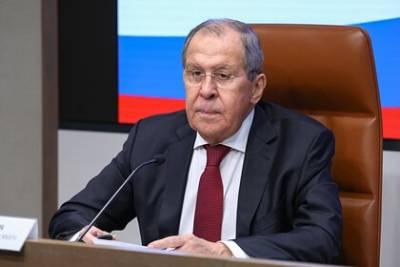 Лавров назвал слова Зеленского о войне с Россией «отголосками КВН»