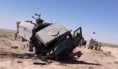Террористы спланировали нападение на российскую военную колонию в Сирии