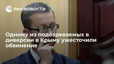 Подозреваемому в диверсии на газопроводе в Крыму Нариману Джелялову ужесточили обвинение