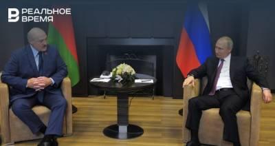 В Кремле заявили, что политическая интеграция России и Белоруссии теоретически возможна