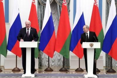 Песков опроверг планы по политической интеграции России и Белоруссии