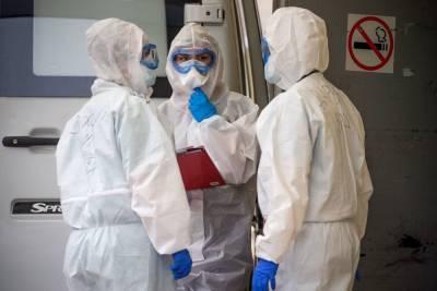 В России выявили 18 554 заразившихся коронавирусом за сутки