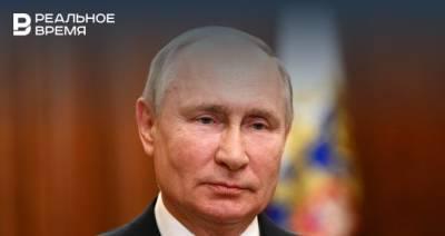 Путин поручил выделять регионам России дополнительно не менее 8 млрд рублей в год на охрану лесов от пожаров