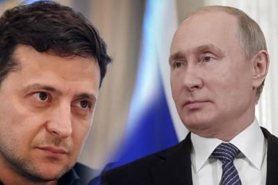 Названо главное условие для встречи Зеленского с Путиным
