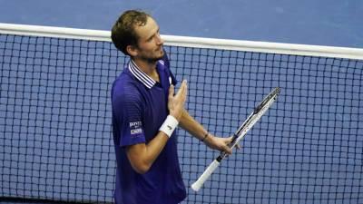 Беккер убеждён, что Медведев выиграет ещё больше турниров Большого шлема