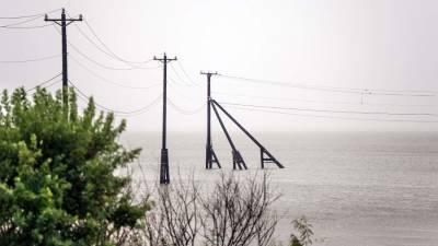 Байден ввел режим ЧС в Луизиане из-за урагана «Николас»