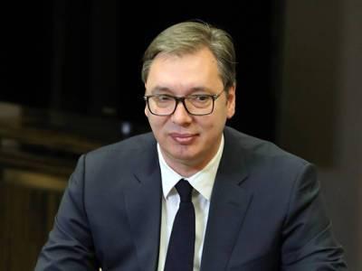Вучич рассказал, что мешает Сербии вступить в Евросоюз