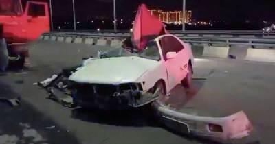 Авария дня. В Иркутске молодой парень погиб при попытке скрыться от полиции