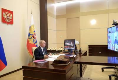 Владимир Путин: Надеюсь, что в жизни «Спутник» покажет свои высокие параметры по защите от COVID-19