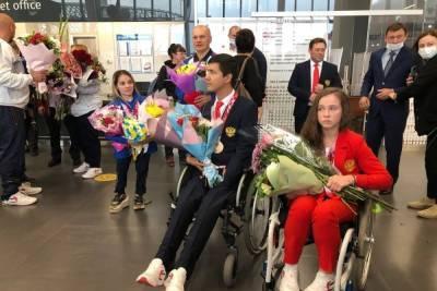 Саратовские паралимпийцы рассказали о своих планах после побед в Токио