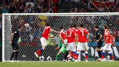Сборная России после ухода Фернандеса из национальной команды опубликовала его гол Хорватии